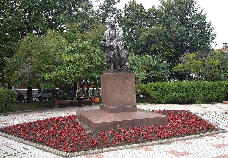 Памятники города ульяновска заказать памятник в электростали