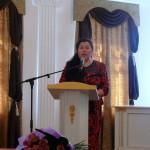Елена Кувшинникова, поэт, член Союза писателей России