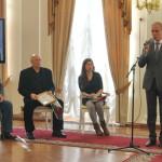 Ежегодная областная поэтическая премия имени Н.Н. Благова 2016 года
