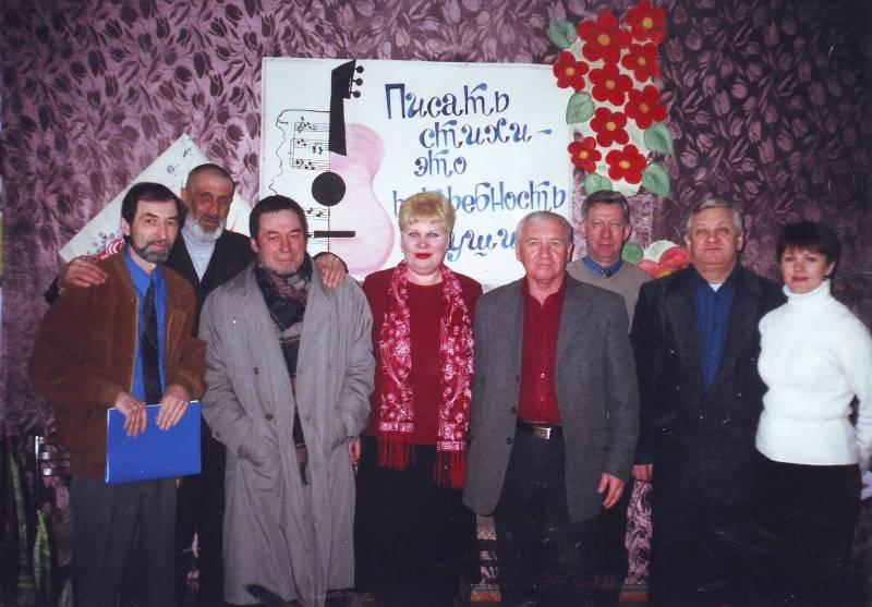 Радищевский литературно-поэтический клуб «Прикосновение»