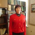 Член группы Вдохновение Елена Тюрина (Ветер)